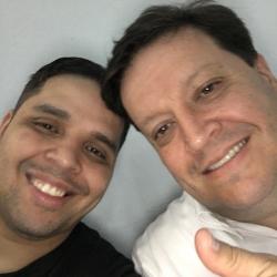 Pr. Hernane Santos e Pr. Jocymar Fonseca